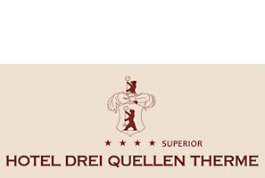 Thermengutschein Hotel Drei Quellen Therme****S online kauufen