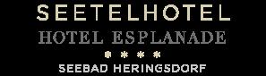 Thermengutschein SEETELHOTEL Romantik Hotel Esplanade**** online kauufen